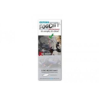 2500X900 - Fogcity Antifog Insert Anti Fog Film