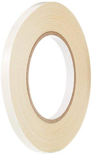 BONUS-Eurotech-2BR18310009025A-Adhsif-double-face-de-transfert-largeur-9-mm-longueur-50-m-adhsif-acrylique-paisseur031-mm-blanc