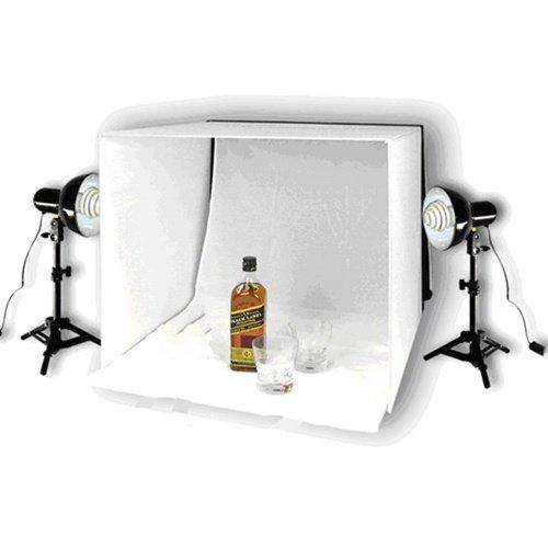 Studio Lighting Reviews: CowboyStudio Table Top Photo Photography Studio Lighting