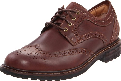 Clarks Men'S Norse Wing Oxford,Brown,12 M Us