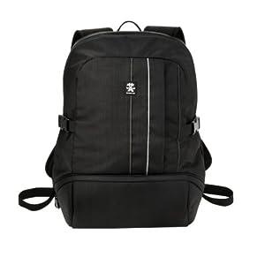 Crumpler JPHBP-001 Sac à dos pour appareil photo Noir/ Gris Souris