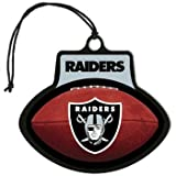 Oakland Raiders NFL Football Air Freshener By Team Promark -AFNF22 at Amazon.com
