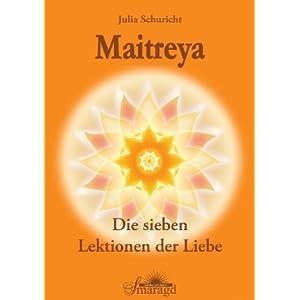 eBook Cover für  Maitreya Die sieben Lektionen der Liebe
