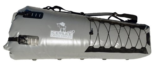 Icemule Coolers Pro Catch Coolers, Grey, Large/42-Inch