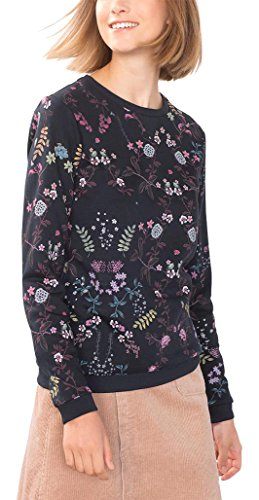 edc-by-esprit-damen-sweatshirt-096cc1j002-blau-navy-400-38-herstellergrosse-m