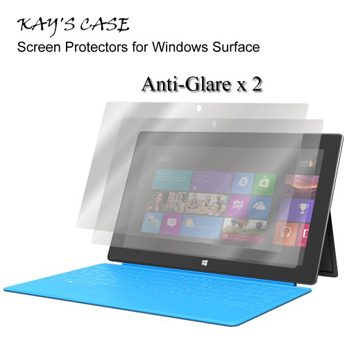 KaysCase Screen Protectors for MS Microsoft Surface