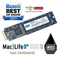 480GB OWC Aura Pro 6G SSD for MacBook Air 2010-2011 Edition