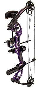 G5 Outdoors 2014 Quest Radical Realtree Purple Bow Package Rh 25 40 Pounds by G5 Outdoors Llc