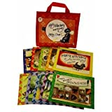 Hairy Maclary Collection 10 Books in a Bag + Magnet Fun Book! RRP £67.89 (Hairy Maclary from Donaldson's Diary/Rumpus at the Vet/Show business/Caterwaul Caper/Scattercat/Zachery Quack/Sit/Bone/Hat Tricks/Shoo/Magnet Fun with Hairy Maclary)