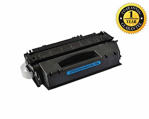 GlobalToner Q5949X 49X Toner Cartridge Compatible for HP Laserjet 1320 1320N P2014 P2015 P2015d P2015dn, High Yield 1 Pack
