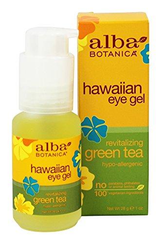 Alba Botanica Hawaiian Green Tea Eye Gel 1 Oz