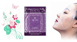 Collagen Essence Full Face Mask 10 Pieces