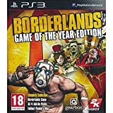 Borderlands Game of the Year Edition(PS3)
