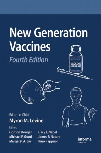 New Generation Vaccines, Fourth Edition (English And Chinese Edition)