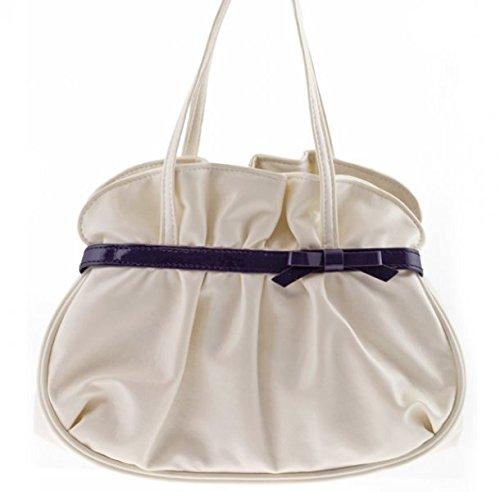 Borsa Camomilla Handbag S Gisele Bianca