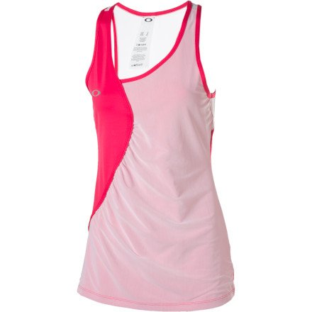 Buy Low Price Oakley Women's Balance Tank Top (B006YKW9JK)