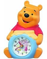 SEIKO CLOCK(セイコークロック) くまのプーさん立体おしゃべり目覚まし時計 FD463A