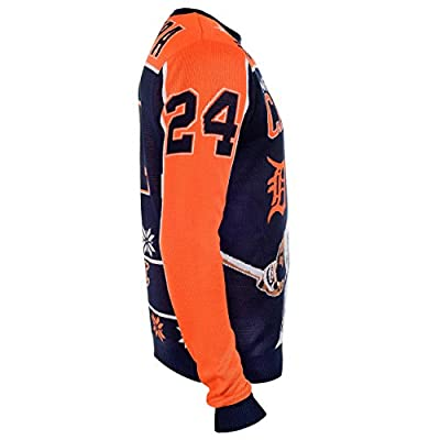 MLB Player Ugly Sweater