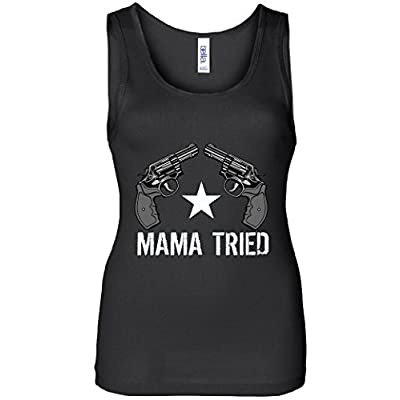 Mama Tried Gun Rights Women's Tank Top