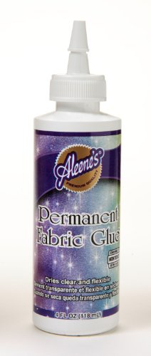 Review Of Aleene's Permanent Fabric Glue 4oz