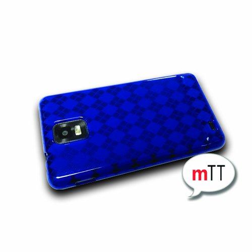 Samsung-Infuse-4G-Infuse-TPU-case-moreTalkTime-retail-packaging-Argyle-Blue