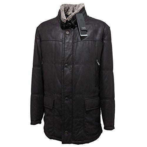 5467N giubbotto BUGATTI giaccone uomo jackets men nero [58]