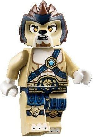 Lego Chima Lennox Minifigure - 1