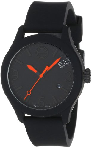ESQ Movado Unisex 07301436 ESQ ONE Round Stainless Steel Watch
