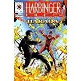Harbinger Files (Featuring the Origin of Harada, #1) ~ Valiant Comics