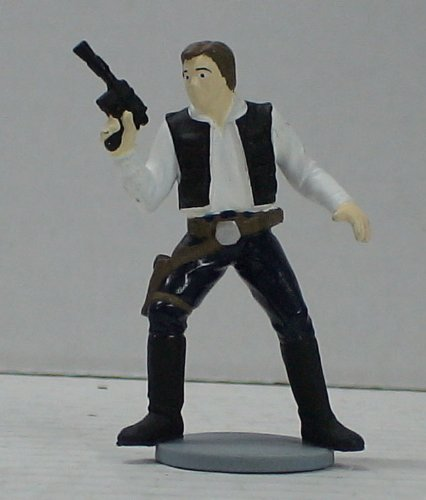 Picture of Applause Star Wars Han Solo Pvc Figure (B0037ERQY4) (Star Wars Action Figures)