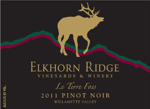 "2011 Elkhorn Ridge Vineyards & Winery ""Le Terre Foss"" Pinot Noir"
