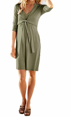 Heine Damen-Kleid Two-in-One-Kleid