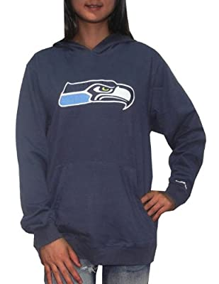 Pink Victoria's Secret Womens NFL Seattle Seahawks Pullover Hoodie