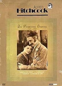 Coffret Alfred Hitchcock 2 DVD : Les Premières Œuvres 1927/1929 : Le Masque de cuir / A l'américaine / Laquelle des trois / The Manxman