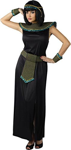 Morris Costumes Women's MIDNIGHT CLEOPATRA ADULT, 4-14