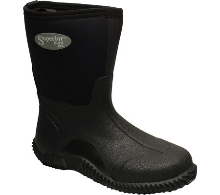 """Superior Boot Co. Women's 11"""" Mud Boot Outdoor Shoes"""