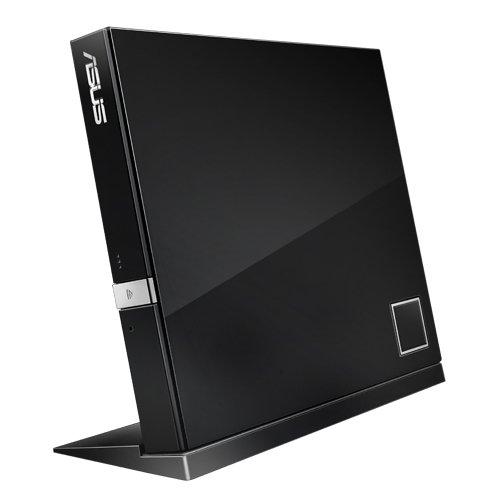 Asus Computer International Direct External Blu-Ray 6X Combo Bdxl Support Sbc-06D2X-U (Black)