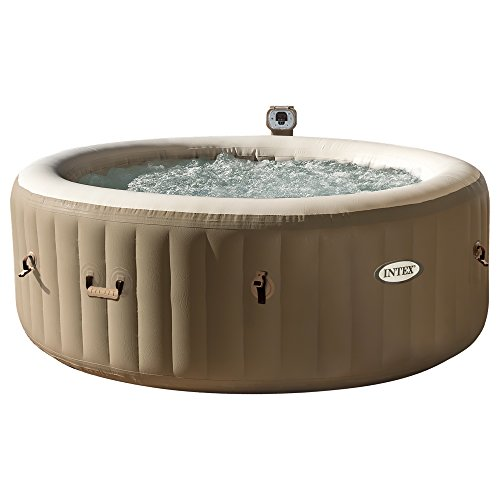 Intex 28404 Pure Spa 4 Places à Bulle