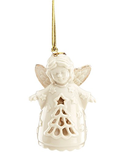 Lenox Exclusive Pierced Angel Tree Bell