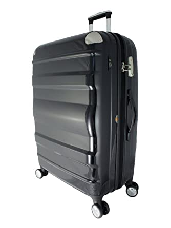 "Crown Edition By Heys USA Crown XLV 22"" Spinner Carry On - Black"