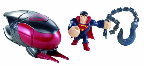 Superman Cruiser Smash Battle Pack