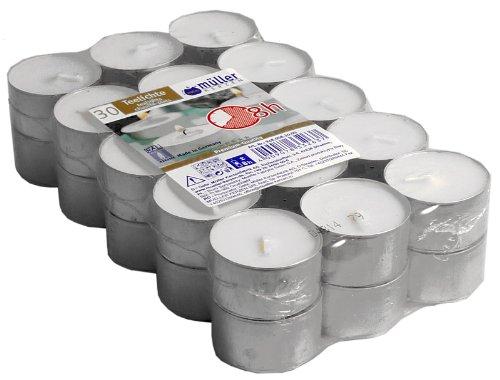 30Müller-lumini, durata 8ore, bianco, Gastro confezione, prodotto di marca