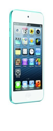 Apple iPod touch 64GB 5th Generation - Blue (Latest Model - Launched Sept 2012) Black Friday & Cyber Monday 2014