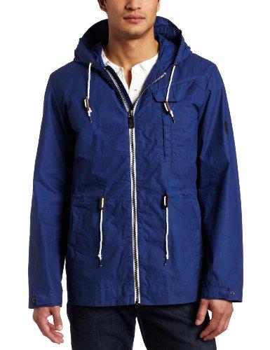 Ben Sherman Men's Long Coat Blue  50/52