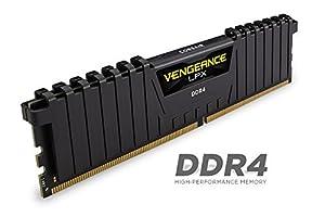 Corsair Vengeance LPX 64GB DDR4 DRAM 3200MHz C16 Memory Kit Bundle RMX Series, RM850x, 850 Watt, 80+ Gold Certified, Fully Modular Power Supply (Color: Black, Tamaño: 64GB Kit (4 x 16GB))