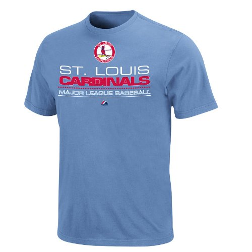 MLB St. Louis Cardinals Men's The Movement Tee,