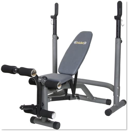 Body Champ Olympic Weight Bench With Arm Curl Sports B002jbbruk
