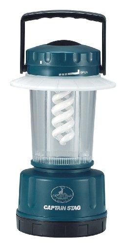 キャプテンスタッグ エコアクティブスパイラル蛍光灯 ランタン M