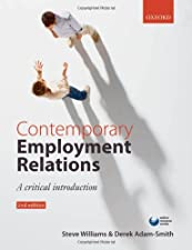 Introducing Employment Relations A Critical Approach by Williams