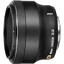 Nikon 1 NIKKOR 32mm f/1.2 (Black)